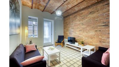 Photo for Beautiful apartment with charm in the center of the city of Barcelona.