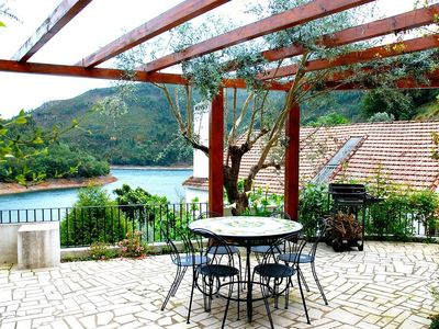 Photo for Riverside - Magnificent 3-bedroom house with spectacular river views