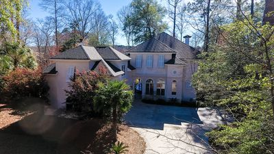 Photo for Stunning River View Home Masters Rental, Year Round Augusta
