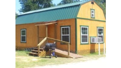Photo for 1BR Cabin Vacation Rental in Livingston, Texas