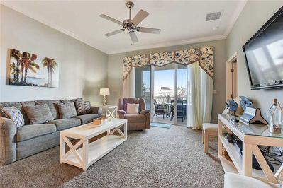 Welcome to 923 Cinnamon Beach! - Once you arrive at this beautiful condo, you may never want to leave!