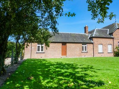 Photo for COACHMAN'S COTTAGE, with a garden in Laurencekirk, Ref 934043