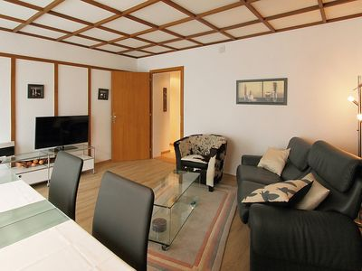 Photo for Apartment in the center of Grindelwald with Parking, Internet, Washing machine, Balcony (38391)
