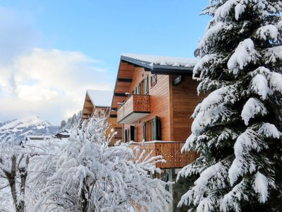 Photo for 3 bedroom Apartment, sleeps 6 in Châtel with WiFi