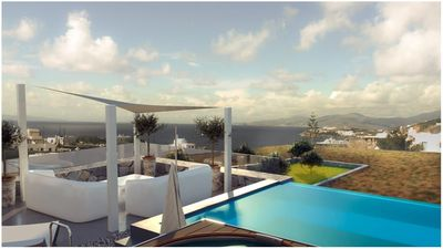 Photo for Deluxe Villa Sea View with Private Pool