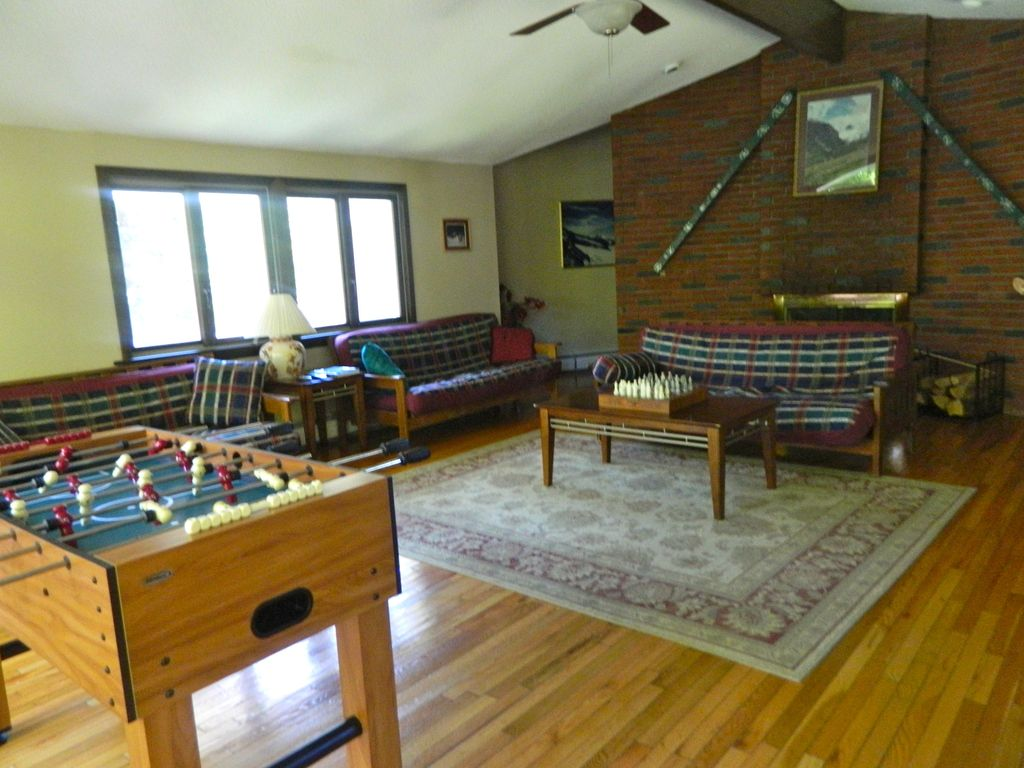 absolutely beautiful vermont getaway 10 br 4 5 ba 5 fireplaces