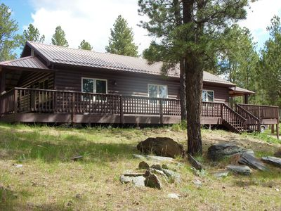 Photo for 2 bedroom cabin in the Black Hills