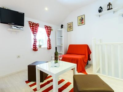 Photo for Studio apartment in the center of Dubrovnik with Internet, Air conditioning (989160)