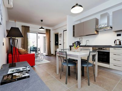 Photo for Delightful and characteristic apartment in south-east Rome