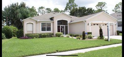 3BR Seasonal Rental in desirable 55+ Golf community close to the Gulf!