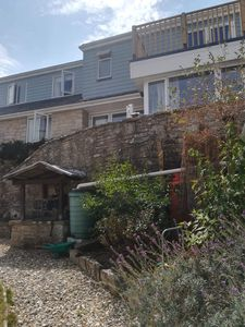 Photo for Detached Family House With Sunny Large Walled Garden In The Heart Of Swanage
