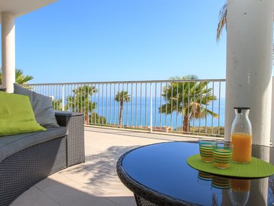 Photo for 348 South Beach - Apartment for 6 people in Benalmadena