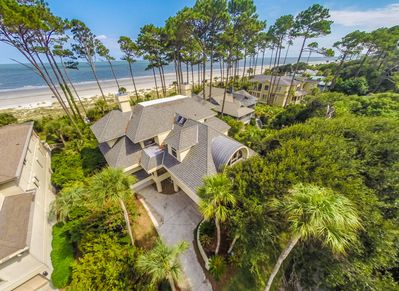 18 Brigantine ~ Newly Remodeled Oceanfront Home in Palmetto Dunes