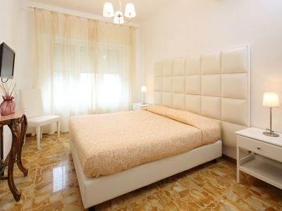 Photo for Villa delle Ciliegie Agapanto apartment a few steps from the beach