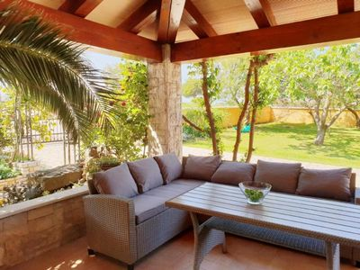 Photo for Holiday apartment Pomer for 7 - 9 persons with 3 bedrooms - Holiday apartment in a villa