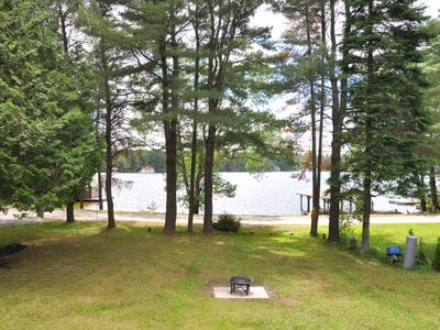 Photo for Cute Four Season Cottage With Sand Beach On Lake Muskoka