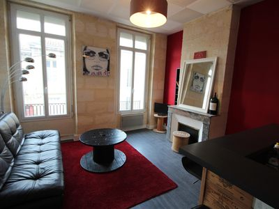 Photo for Beautiful renovated apartment with parking