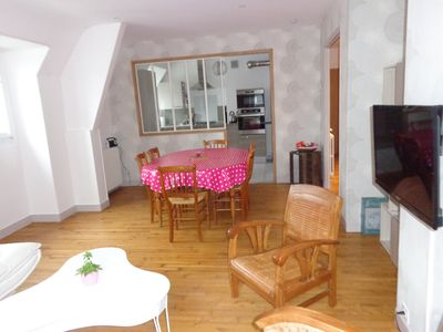 Photo for APARTMENT 6 PERS CITE D'ALET