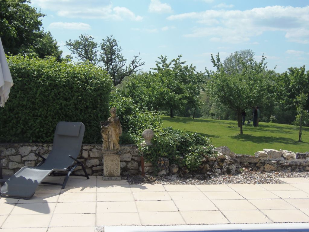 One of two dog friendly Gites we have in a tiny commune very close to Eymet