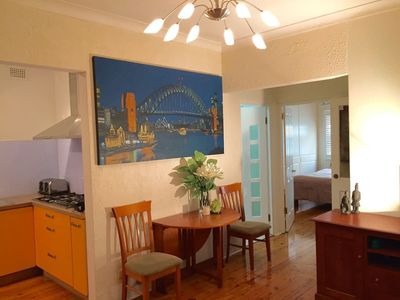 Photo for Apartment in Rosebery with Internet, Washing machine (691805)