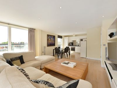 Photo for Stunning penthouse with Terrace on Abbey Road