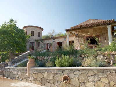 Photo for France Bargemon Villa 5 bedrooms