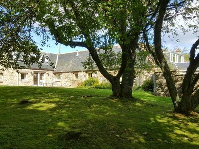 Photo for Modern well-equipped apartment in the country location of Inverarnie in Farr