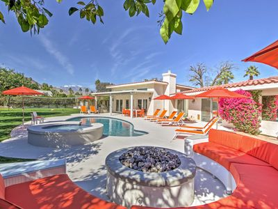 Photo for Palm Desert Home w/Pool & Patio - Walk to El Paseo