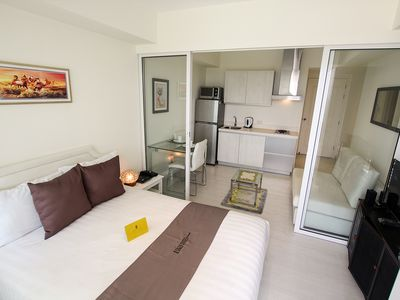 Photo for 1-Bedroom with City View @ Rio East 1518
