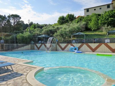 Photo for Apartment Residence Il Monastero (PNC173) in Pomarance - 8 persons, 3 bedrooms