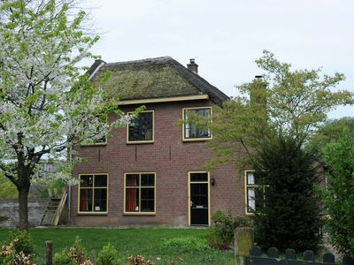 Photo for Cozy house of the former abbot of Estate Heerlijkheid Mariënwaerdt