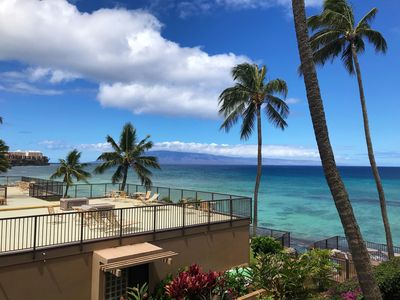 Photo for *Summer Special*  ~ Welcome to our Ohana! ~ Oceanfront Condo ~ Lahaina