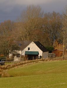 Photo for Warm and comfortable single storey cottage with enclosed garden and great views