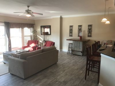 Photo for 3 BR/3BA -- Perfect for Couples' Retreat or for Families -- Pets Welcome