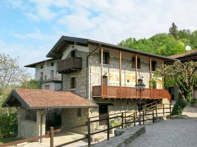 Photo for Vacation home Casa degli Affreschi  in San Leonardo (UD), Friuli - 5 persons, 2 bedrooms
