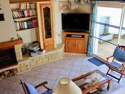 Photo for Charming family house for relaxing holidays in Saint-Gilles-Croix-de-Vie