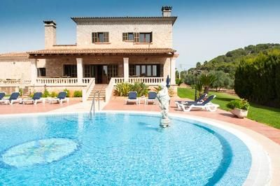 Photo for Holiday house S' Horta for 1 - 10 persons with 5 bedrooms - Holiday house
