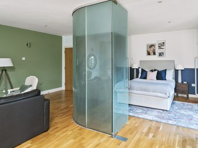 Photo for Playful 2BR in Shoreditch by Sonder