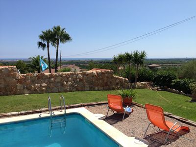 Photo for Vacation relaxed-quiet atmosphere, family, tennis / swimming / golf