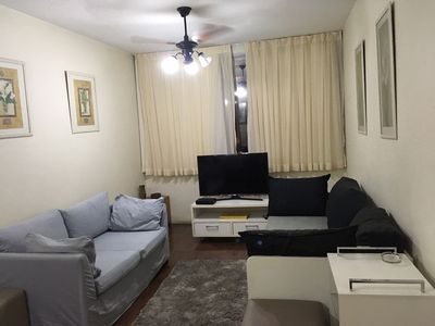 Photo for High floor with free and nice view, great room and living room.