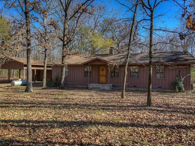 Photo for 4 Bedroom LUXURY Cabin Minutes To Beavers Bend State Park and Marina!