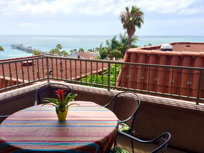 Photo for Duplex w/ Spectacular Ocean View - Steps to San Clemente Pier, Beach & Downtown