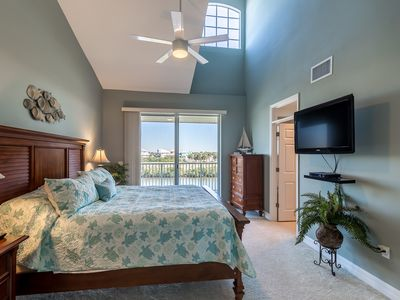 Photo for Waterfront 3 bdrm 3 bth-Amazing View! Pools/Private Beach Resort Community U545