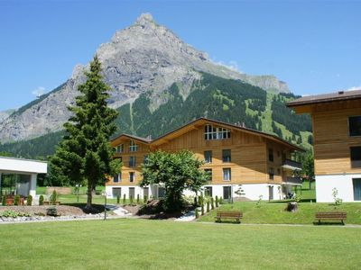Photo for 2 bedroom Apartment, sleeps 4 in Kandersteg