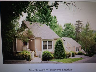 Photo for Smokey Mtn. Chalet Special-- Reduced price !!!!!