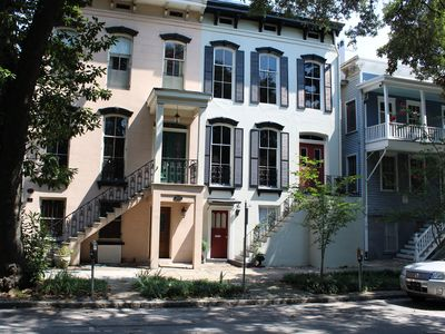 """Photo for Everything You Want At The """"Rue House Garden Apartment"""" On Oglethorpe Avenue"""