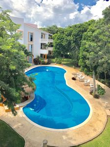 Photo for 2BR Apartment Vacation Rental in Playa del Carmen, QRO