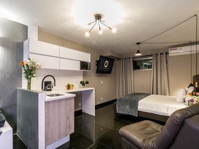 Photo for Luxury Studio Aparment  With Jacuzzi