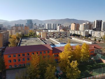 National Sports Stadium, Ulan Bator, Mongolia