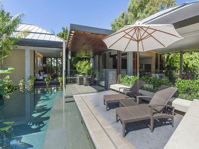Photo for 20 Beachfront Mirage | Barefoot Exclusivity - a luxury home in Port Douglas
